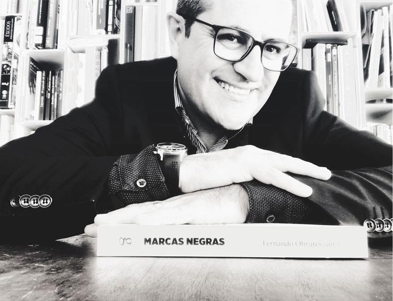 Fernando Olivares autor de marcas negras